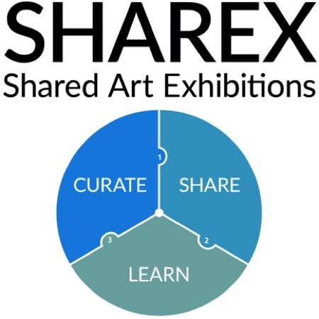 Access the SHared ARt EXhibitoons (SHAREX) site